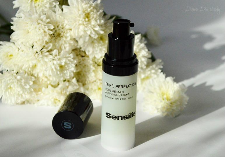 Sensilis Serum Pure Perfecton zwężające pory przeciw starzeniu się skóry