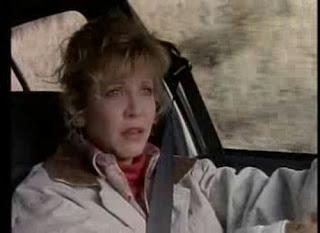 Nancy Allen en 'Tocados por un ángel'