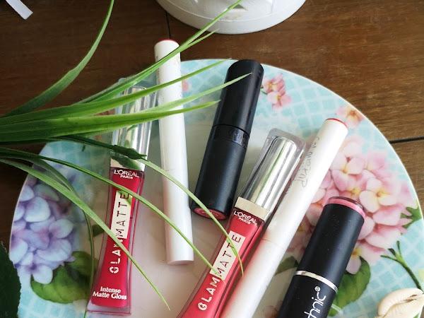 Summer Lipsticks - My Picks