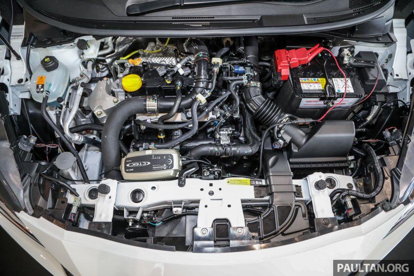 Enjin Turbo 1 Liter Nissan Almera 2020
