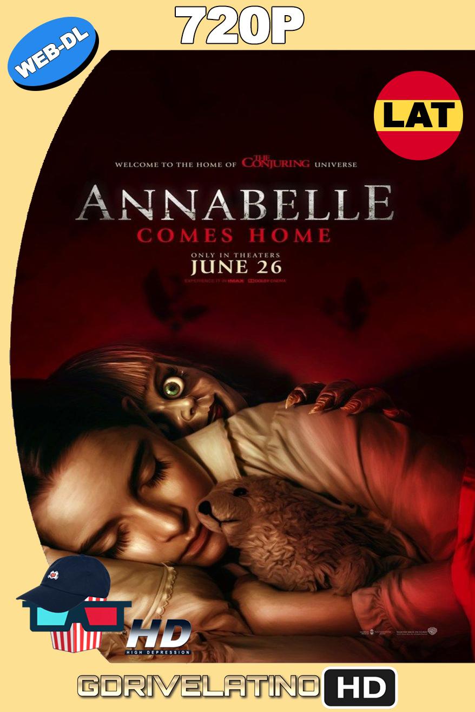 Annabelle 3: Vuelve A Casa (2019) WebDL Latino-Ingles MKV
