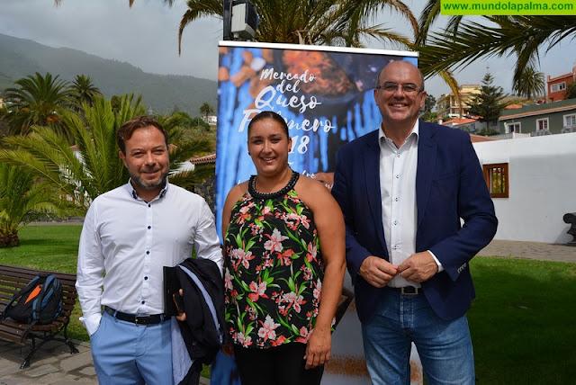 La nueva Junta Directiva del CRDO 'Queso palmero' se compromete con la promoción de un producto de calidad único y artesano