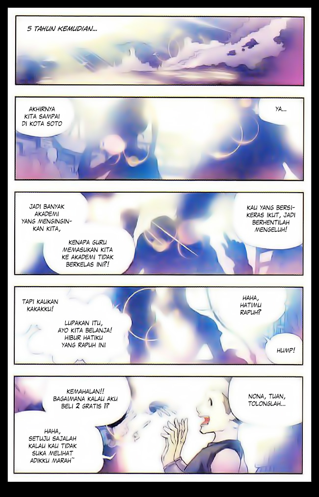 Baca Komik Manga Soul Land Chapter 9 Komik Station