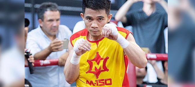 WBC champ Srisaket Sor Rungvisai: 'Manny Pacquiao is my hero'