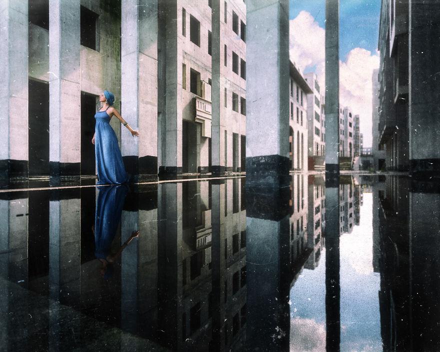Зиккурат III, фотограф Петер Целей