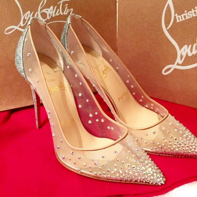zapatos con puntas