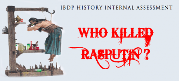 IBDP History Internal Assessment Sample