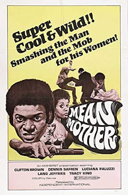 Poster for Al Adamson's MEAN MOTHER!