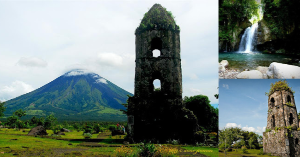 5 Top Places To Visit in Legazpi City Albay [Tourist Spot]