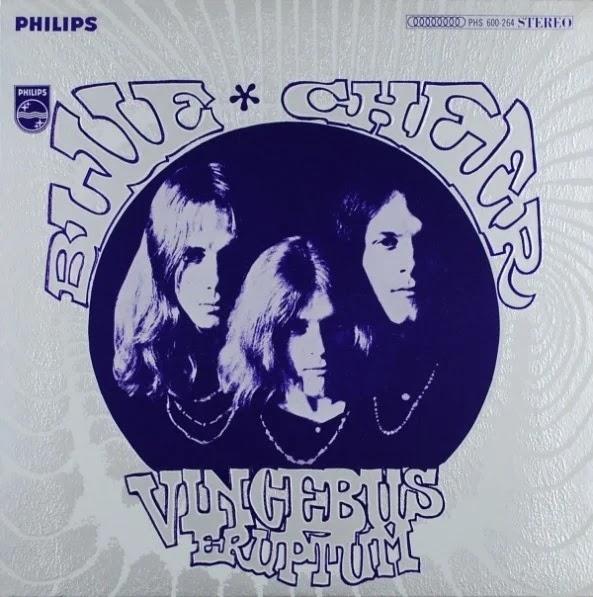 Blue Cheer - Vincebus Eruptum (1968, Rock Psicodélico, Heavy Metal)