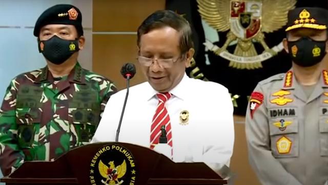 Banyak Kejanggalan, Apa Sebenarnya Dasar Hukum Menteri Bisa Membubarkan FPI?