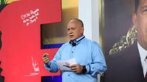 Diosdado Cabello, destacó la fortaleza y conciencia que signa a cada uno de los militantes de la tolda roja