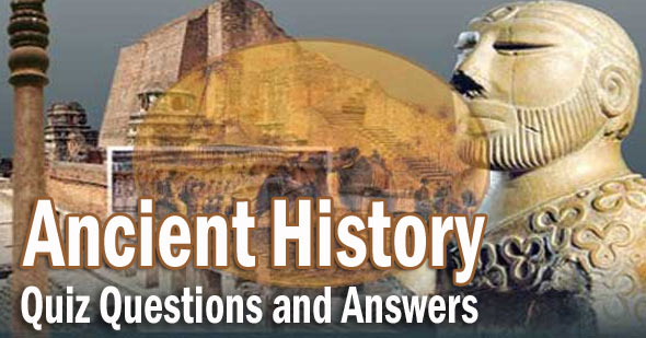 Ancient History Quiz