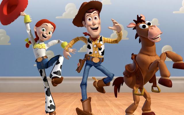 Desenhos para Colorir do Toy Story – Imagens para Imprimir e pintar