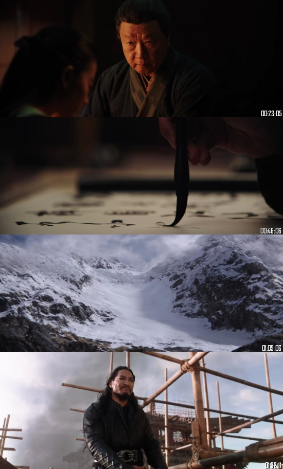 Mulan 2020 BRRip 720p 480p Dual Audio Hindi English Full Movie Download