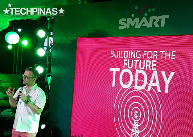 Smart LTE Advanced, LTE Advanced Philippines