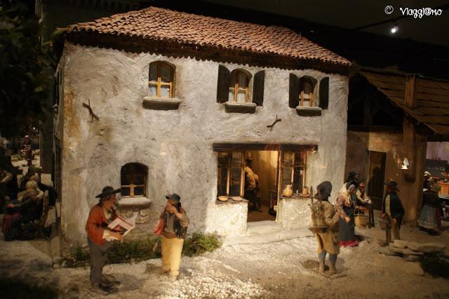 Santons e scenografie del Villaggio Provenzale