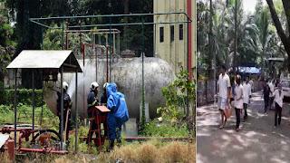 Kasturaba hospital mumbai lpg gas leak