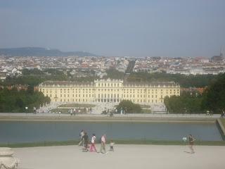 Travel Vienna Austria Schönbrunn