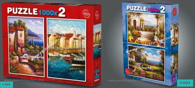 2x1000 puzzle