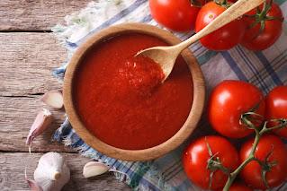 طريقة تحضير صوص الطماطم
