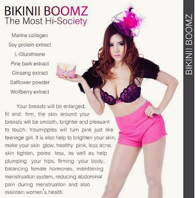 Produk Bikini Boomz Best Seller Thailand