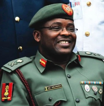 Former chief of army staff Azubuike Ihejirika Arrested
