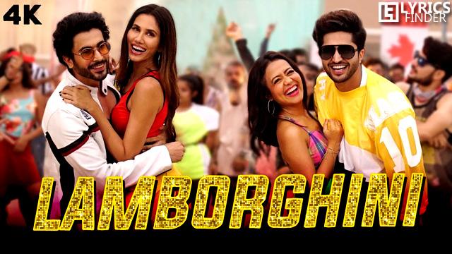 Lamborghini Lyrics Jai Mummy Di Meet Bros Neha Kakkar Jassie Gill