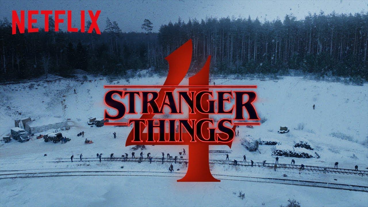 Stranger Things 4 | Liebesgrüße aus Moskau … | Lebt Jim Hopper? | Offizieller Teaser