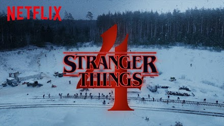 Stranger Things 4 | Liebesgrüße aus Moskau … | Lebt Jim Hopper? | Der Offizieller Teaser liefert