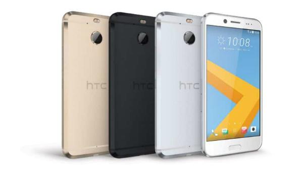 إتش تي سي تكشف رسميا عن هاتفها HTC 10 Evo