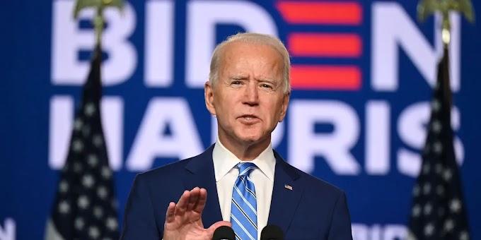 Quelques observations sur la victoire de Joe Biden