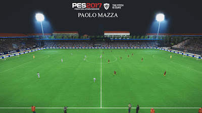 PES 2017 Stadio Paolo Mazza by PES Mod Goip
