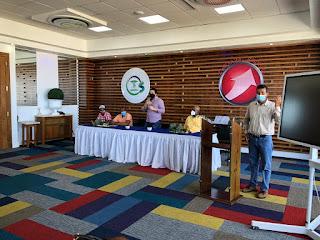 Sector Externo con Gonzalo realiza asambleas en la Región Este del país;
