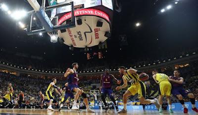 Fenerbahçe Beko - Barcelona Lassa
