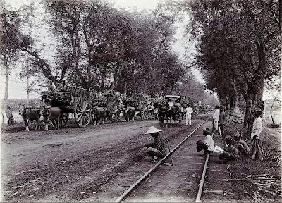 Jalur Kereta api pekalongan jaman dulu sampai ke daerah Wonopringgo