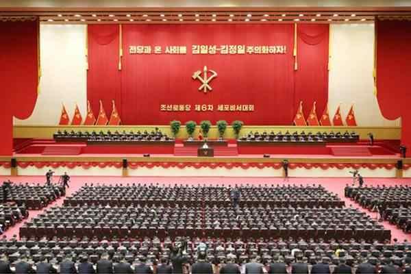 kim jong un historic conclusion at 6th cell secretaries conference