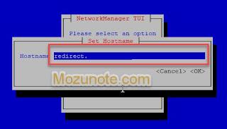 Cara Benar Merubah IP dan Hostname di Linux Centos