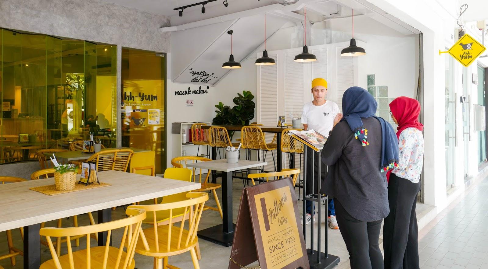 ahh-yum by kampong kravers, bukit damansara