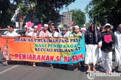 Ulama Madura Ancam Kembali Demo dengan Massa Lebih Banyak Jika Sukmawati Tak Dihukum