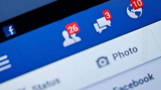 facebook nao responsavel reclamacoes postadas rede