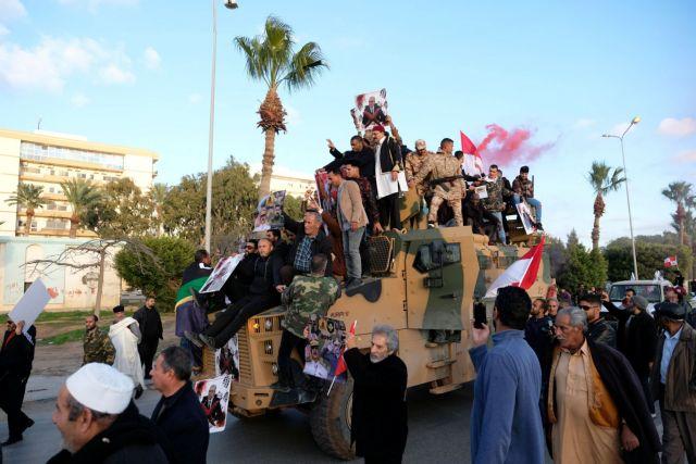 Λιβύη: Έκτακτη σύσκεψη μετά την αποστολή τουρκικών φρεγατών