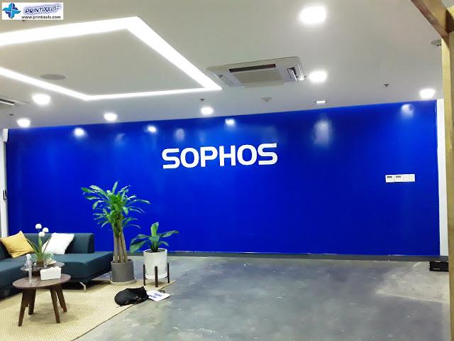 Wall Mural Sticker - Sophos