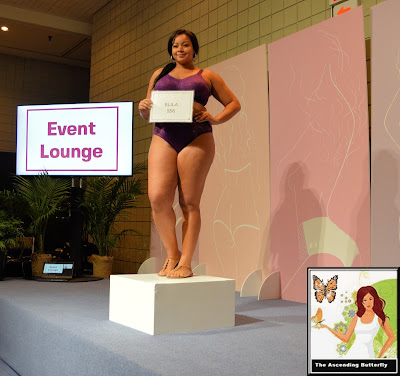 Elila USA featured in the Event Lounge Fashion Show at CURVEXPO CURVE NEW YORK