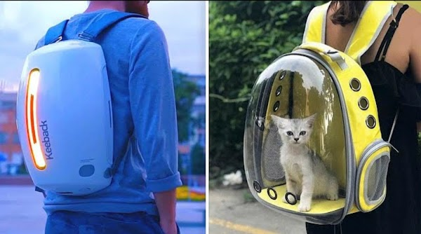 Futuristic Backpack You Must Have in 2020