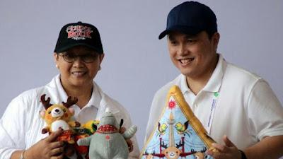 Menlu-Erick Thohir ke China Bahas Vaksin Corona hingga Investasi