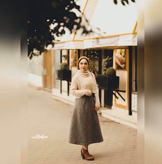 ازياء وموضة المحجبات 2020 - ملابس كاجول وكلاسيك