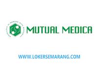 Loker Semarang, Jawa Tengah di PT Mutual Medica Sales Executive Alkes