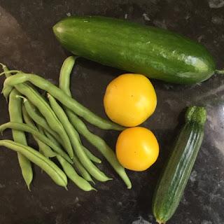 Random Ramblings :: It's all been about the Garden