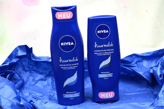 Nivea Haarmilch Shampoo & Spülung